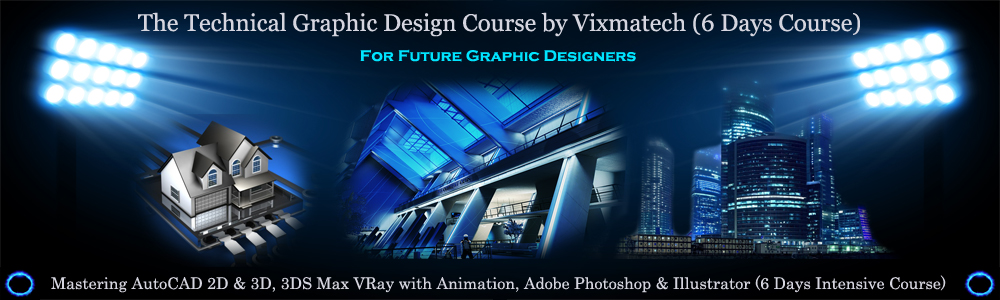 Kursus Sijil Hiasan Dalaman Arkitek Adobe Photoshop Illustrator 3DS Max VRay For Interior Design