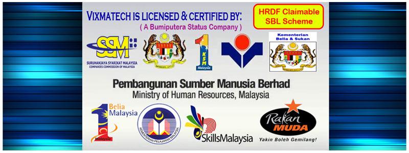 Sijil pencapaian atau certificate of achievement akan diberi kepada