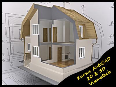 Certificate in Building Interior Design Architecture by Vixmatech